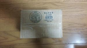チモールリキッドの外箱の画像・写真